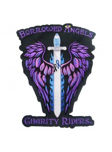 Borrowed angels charity riders