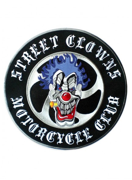 Street clowns motorcycle club