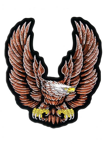 Орел с большими когтями