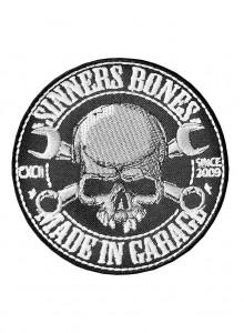 Sinners bones made in garage