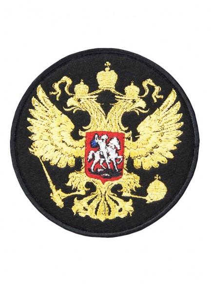 Герб РФ круглый