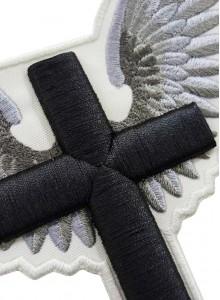 3D крест с крыльями