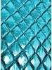 Курточная ткань голубой металлик