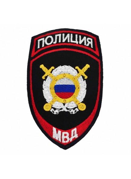 Шеврон МВД Охраны общественного порядка