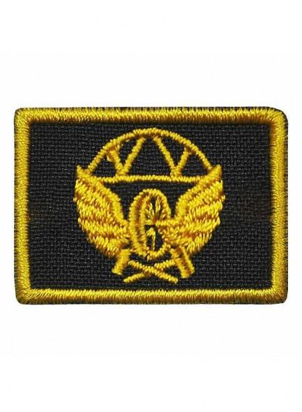 Петлицы Железнодорожные войска