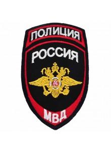 Шеврон рядового состава и офицеров