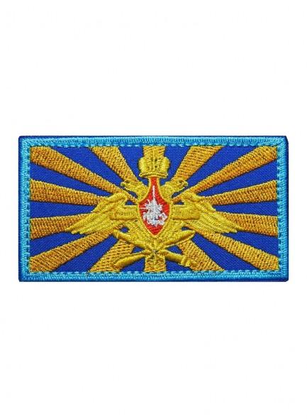 Шеврон флаг ВКС