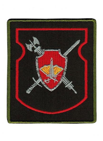 Шеврон военная полиция ВС РФ центрального военного округа