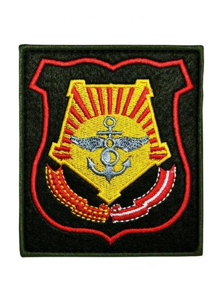 Шеврон Восточный военный округ ВС РФ