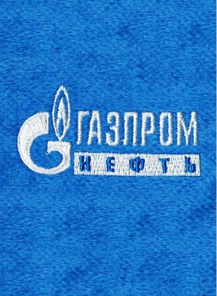 Вышивка для Газпрома