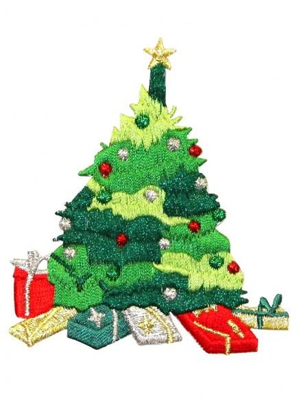 Новогодняя елка с подарками