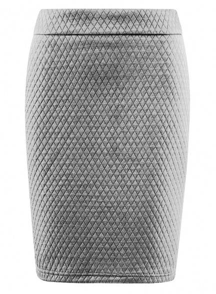 Стёжка юбка трикотажная